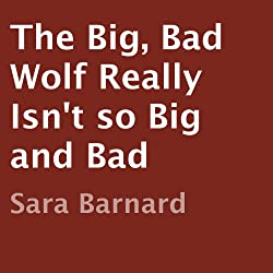 The Big, Bad Wolf Really Isn't So Big and Bad
