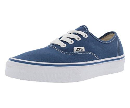 (Vans Unisex Authentic Shoes, Navy, 6.5 B(M) US Womens / 5 D(M) US Mens)