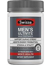 Swisse Us Ultivite F1 Multivitamin Tablets