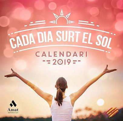 Calendari Cada dia surt el sol 2019 Català: Amazon.es: Amat ...