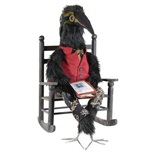Gallerie Ii Halloween (C&F Enterprises Edgar Allen Crow)