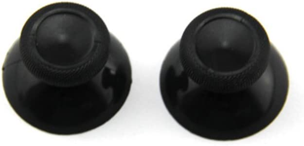 Thumbsticks Caps for Wii U GamePad Controller kesoto Replacement Left and Right Analog Stick with PCB