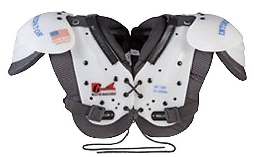 Gear 2000 Youth Intimidator Junior Shoulder Pad (X-Small)