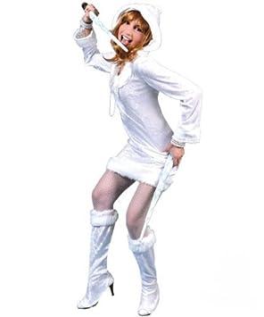 Pierro S Kostum Schneekonigin Damenkostum Frauen Kleid Gr 36 38 40