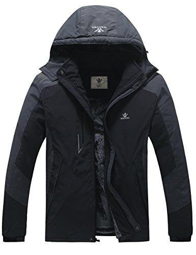 Zip Front Ski Jacket - 1