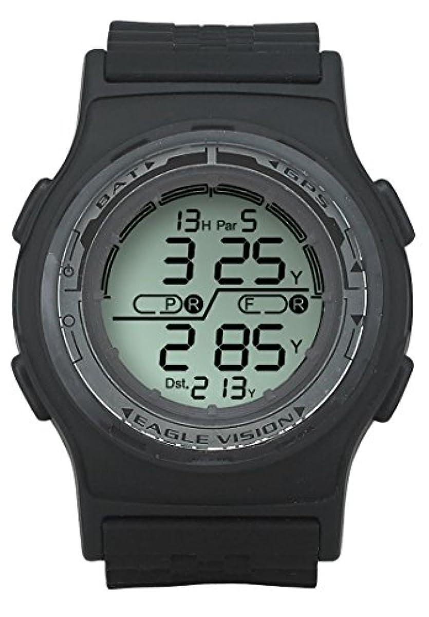 [해외] 아사히 골프(ASAHI GOLF) 골프 네비GPS EAGLE VISION 이글 비젼 WATCH2 EV-303 블랙