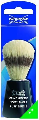 Wilkinson Sword - Brocha de afeitar (cerdas naturales imitacin a tejn, 1 unidad)