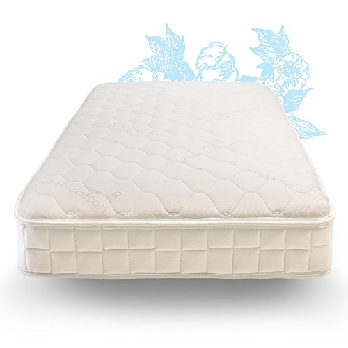 Bio Based Foam - Naturepedic Verse Organic Kids Mattress, Twin