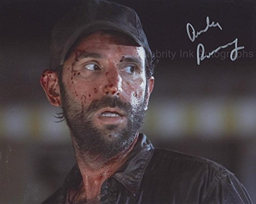 ANDREW ROTHENBERG as Jim - The Walking Smothered GENUINE AUTOGRAPH