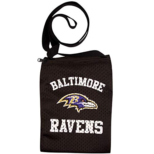 - NFL Baltimore Ravens Game Day Pouch