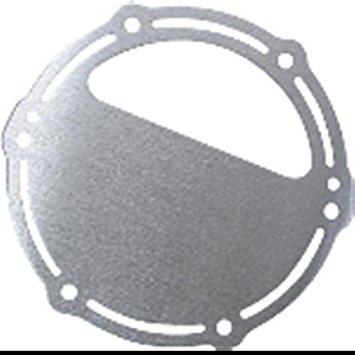 Wps yam-d-plate exhaust d-plate yam gp (YAM-D-PLATE)