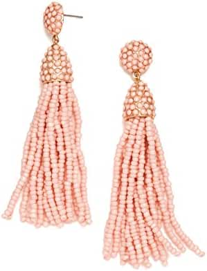 Naivo Tassel Earrings Designer Inspired - Ariana Style - Over 10 Colors to choose from