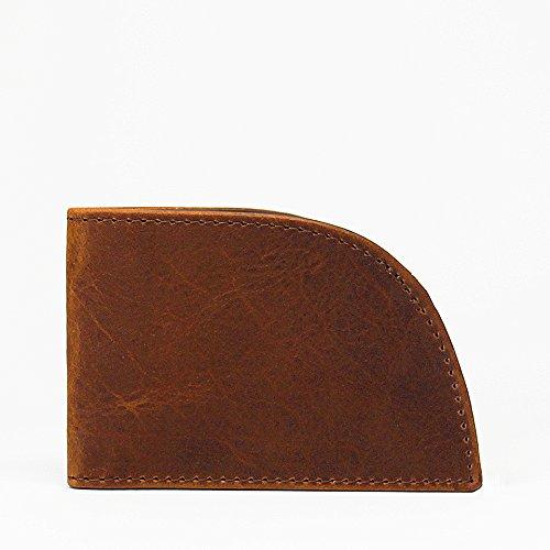 Rogue Wallets Bison Wallet - RFID (Brown)