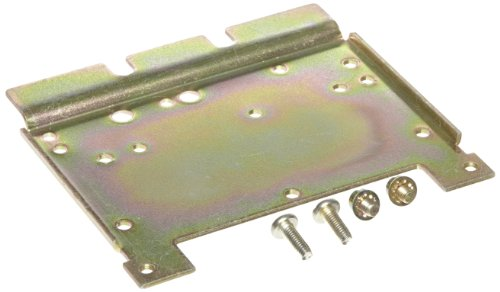 Siemens 49ASMP3 Retrofit Plate For Contactor, Class 48, Size 3, 31/2 Starter Size, B Overload Frame Size, 3P Retrofit Plate Suffix Retrofit Frame