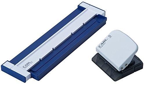 Carl gauge punch Blue GP-20-B / A5 20-Hole / B6 18-Hole