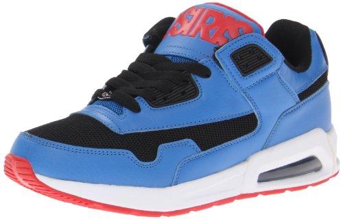 Osiris Uprise - Zapatillas de skate Hombre Azul - azul/rojo/blanco