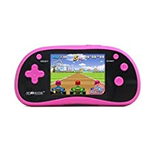 "I'm Game 180 Games Handheld Player with 3"" Color Display - GameBoy"
