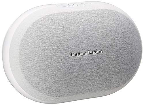 Harman Kardon Omni 20 Wireless HD Speaker, White (Renewed)