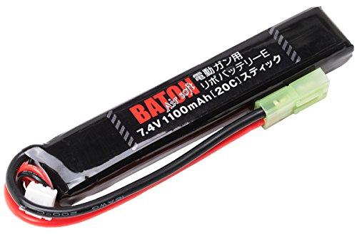 Batería BATON airsoft 7.4v AEG Li-po