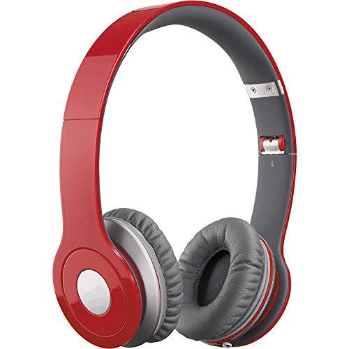 Praxan W141 Stereo Sound Powerful Headphone Wired Headset Without Mic