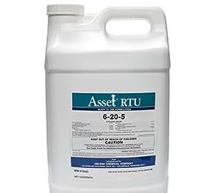 Asset RTU 6-20-5 - 2.5 Gallons