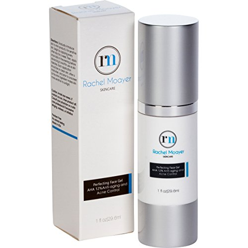 RM Perfecting Face Gel Anti-inflammatories ideal for acne, rosacea, and eczema, anti-aging and acne control