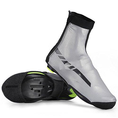 Rockbros Tissu Chaussures Impermã©able En Couvre Shopsquare64 Lycra vent Vã©lo Rã©flã©chissant Couverture Coupe Sports ZWdWPS