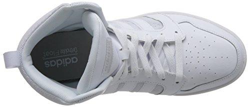 excellent cheap price adidas Men's Cloudfoam Super Hoops Mid Hi-Top Trainers White (Ftwbla / Ftwbla / Griuno 000) latest cheap online outlet original kp4B2