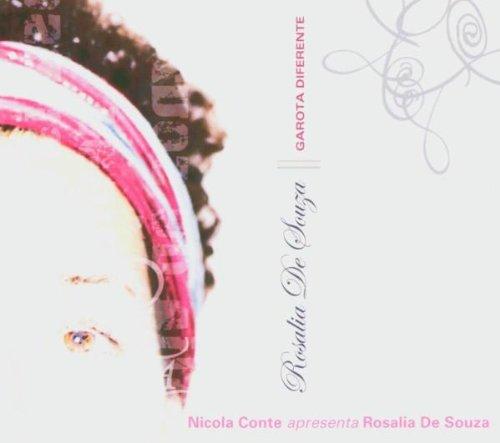 Rosalia de Souza - Garota Diferente The Remix Album - Zortam Music