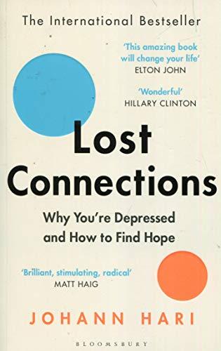 Lost Connections por Hari Johann