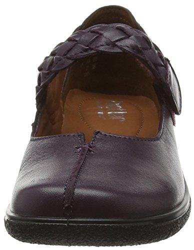 Purple Violet plum Shake Hotter Jane Femme Mary wXq8Iv