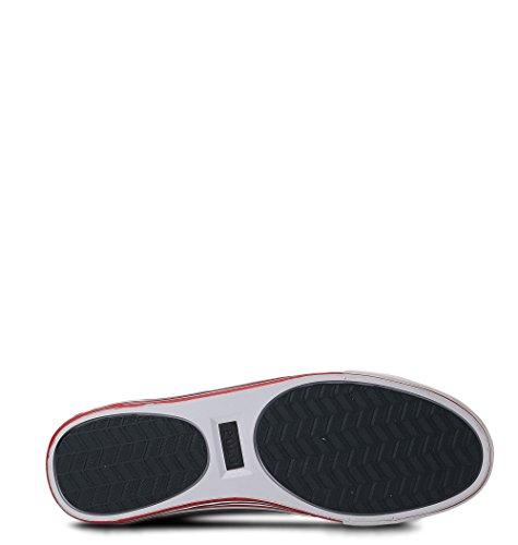 Ralph Lauren Sneakers Uomo 190758EAD Tessuto Bianco