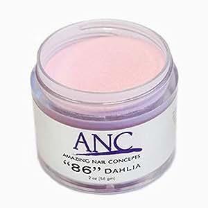 ANC Dip Powder Amazing Nail Concepts 2 oz #86 Dahlia