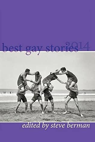 book cover of Best Gay Stories 2014