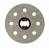 Dremel EZ545 1-1/2'' EZ Lock Diamond Wheel