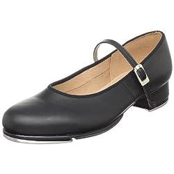 Bloch Women's Tap On Tap Shoe,Black,12 N US