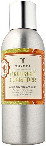 Thymes 637666028262 Home Fragrance Mist, Mandarin (Thymes Mandarin Coriander)