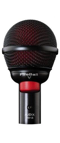 Audix FireBallV Dynamic Microphone, Cardioid