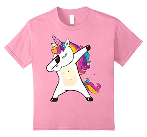 Pink dabbing hip hop bunny dab dance t-shirts the best Amazon ...