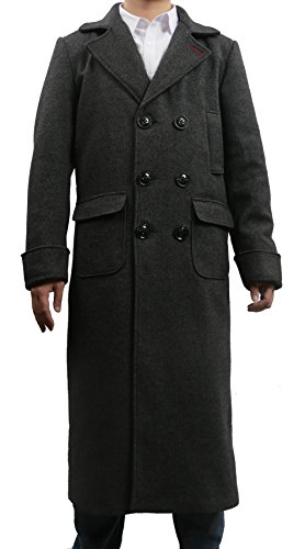 Xcreate Stylish Detective Cosplay Jacket Trench Coat