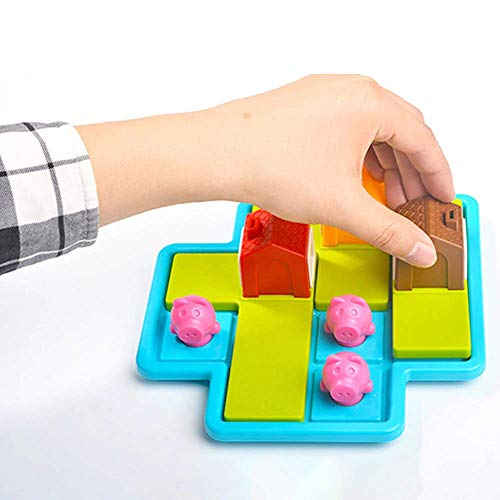 Three Little Piggies Educational Board Games for Kids and -