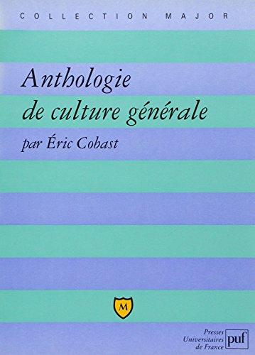 T 233 L 233 Charger Anthologie De Culture G 233 N 233 Rale Eric Cobast