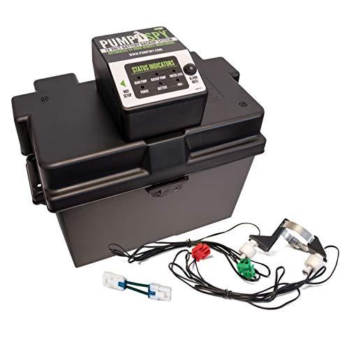 PumpSpy PS2000BWD WiFi Upgrade Kit for Basement Watchdog Backup Pumps - Works with all Basement Watchdog Pumps including BWSP, BWE, BW4000, BWD Big Dog