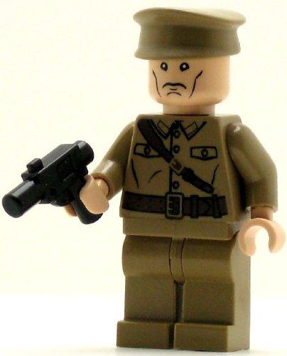 with LEGO Indiana Jones design