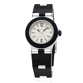 san francisco 6b49f 18d61 Amazon | [ブルガリ]アルミニウム 腕時計 アルミニウム/ラバー ...