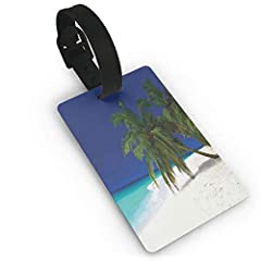 Our luggage tags can help put a little personality to your own travel experience, It Is Suitable For Any Baggage Such As Travel Bag,suitcase,luggage,sports Bags.It Slao Can Be Used As Business Cards Holder.Attached With A Wristband,the Luggag...