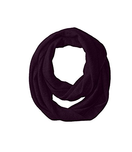 bela.nyc Women's Cashmere Solid Infinity Scarf