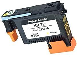 Teng® 3X Cabezal de impresión reacondicionado HP 72 C9384A C9383A ...