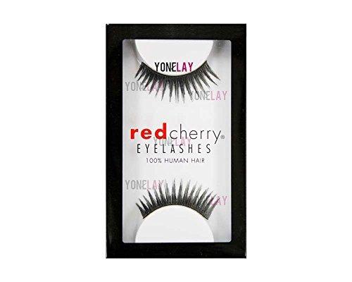 #15 Strip False Eyelashes by Red Cherry (6 Pairs) (Red Cherry Eyelashes 6 Pairs)