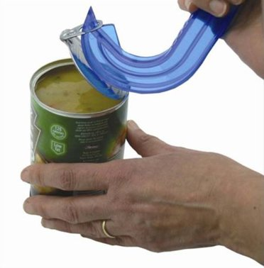 Easy Safe Ring Pull CAN OPENER Protects Nails Arthritis Hands Helper (Can Tab Opener compare prices)